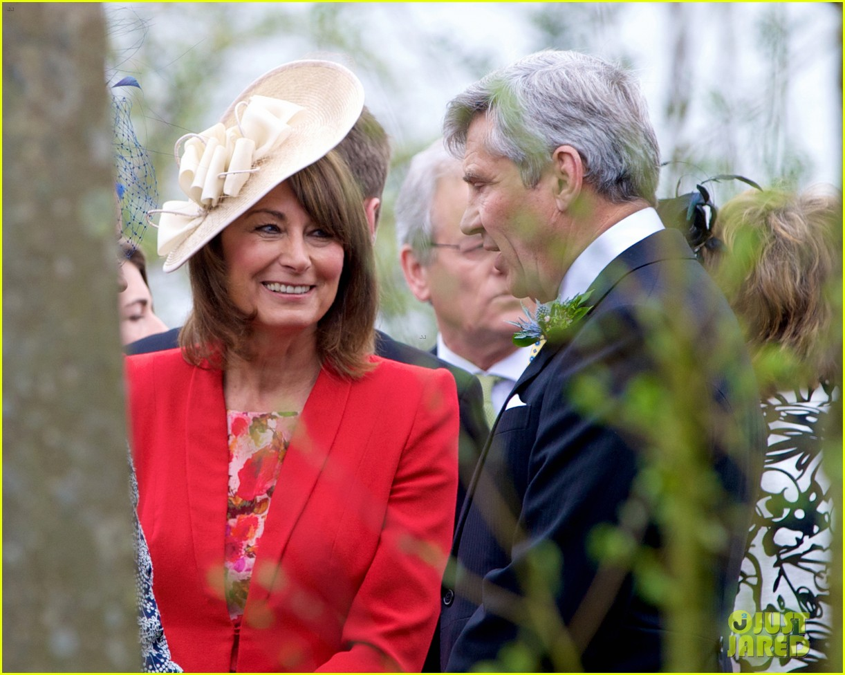 pippa middleton goes green for her friends wedding 023101731