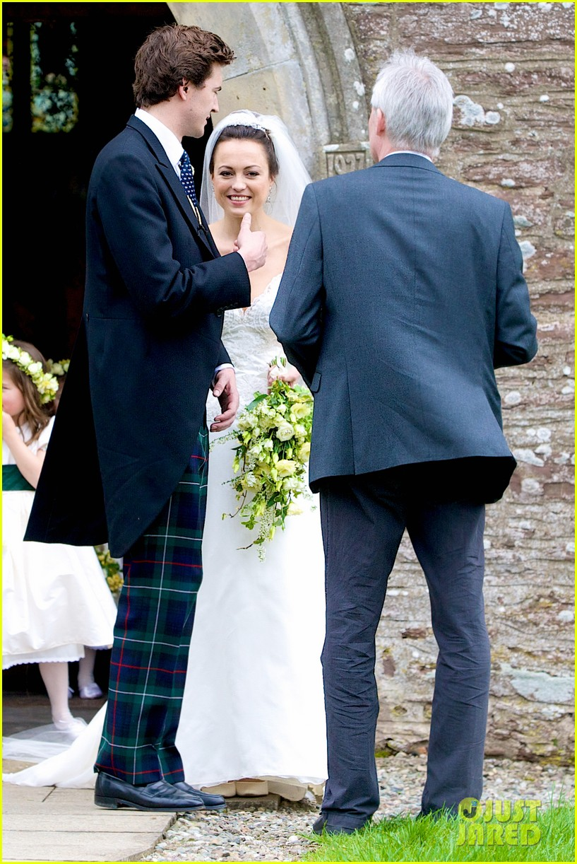 pippa middleton goes green for her friends wedding 033101732