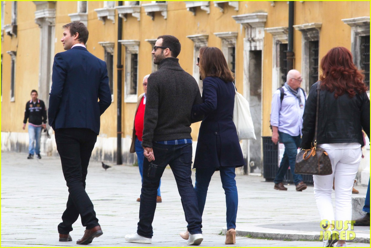 natalie portman benjamin millepied romantic vacation venice 073090804