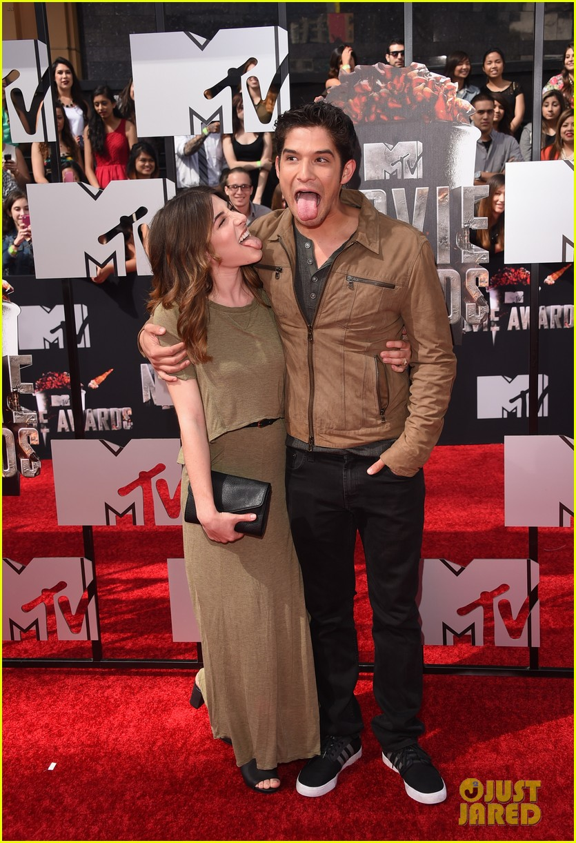 tyler posey seana gorlick mtv movie awards 2014 05