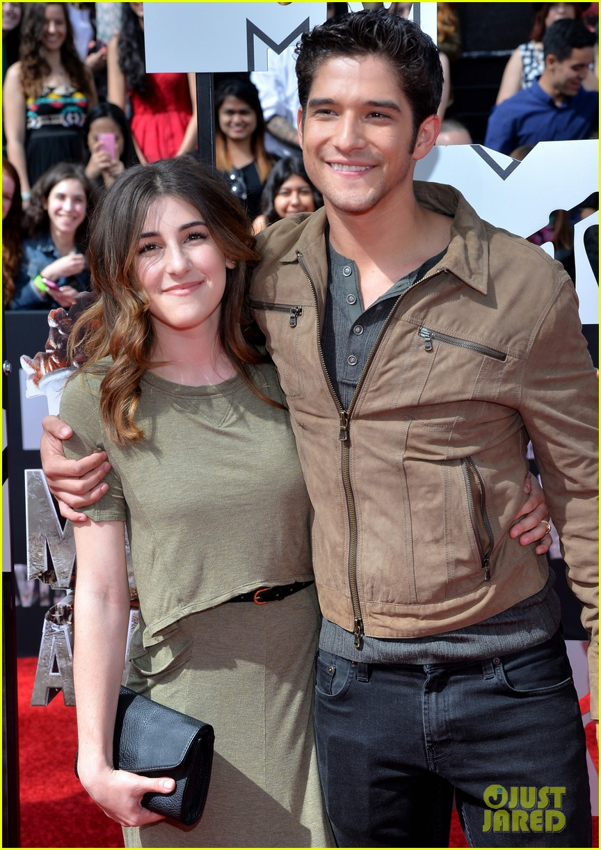 tyler posey seana gorlick mtv movie awards 2014 073091025