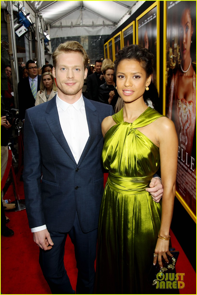 gugu mbatha raw is a green goddess at belle premiere 023101056