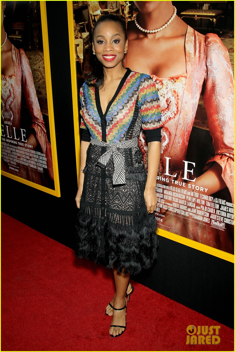 gugu mbatha raw is a green goddess at belle premiere 123101066