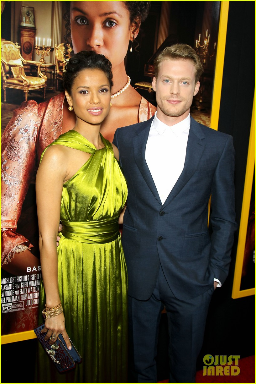 gugu mbatha raw is a green goddess at belle premiere 203101074