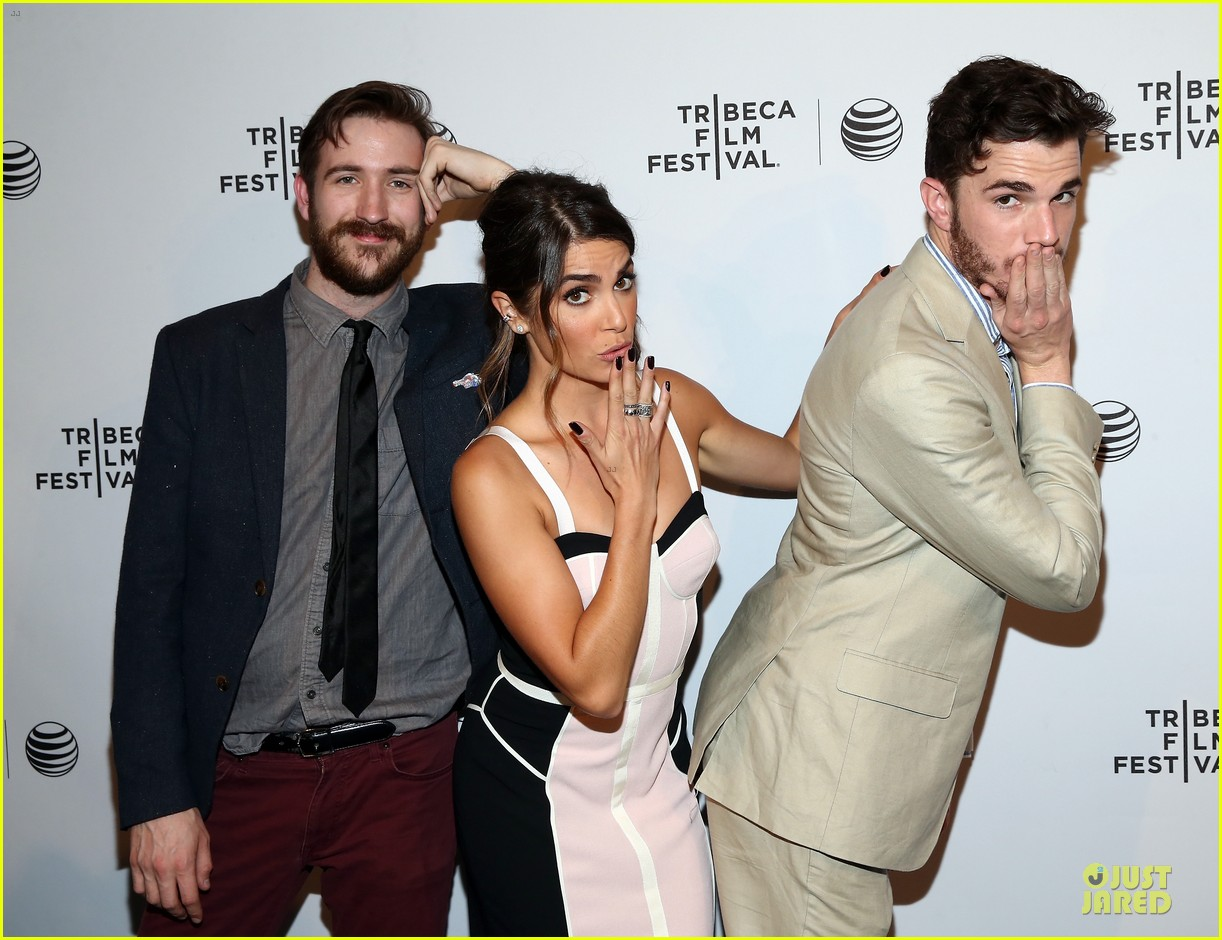 nikki reed bite at intramural tribeca premiere 023096569