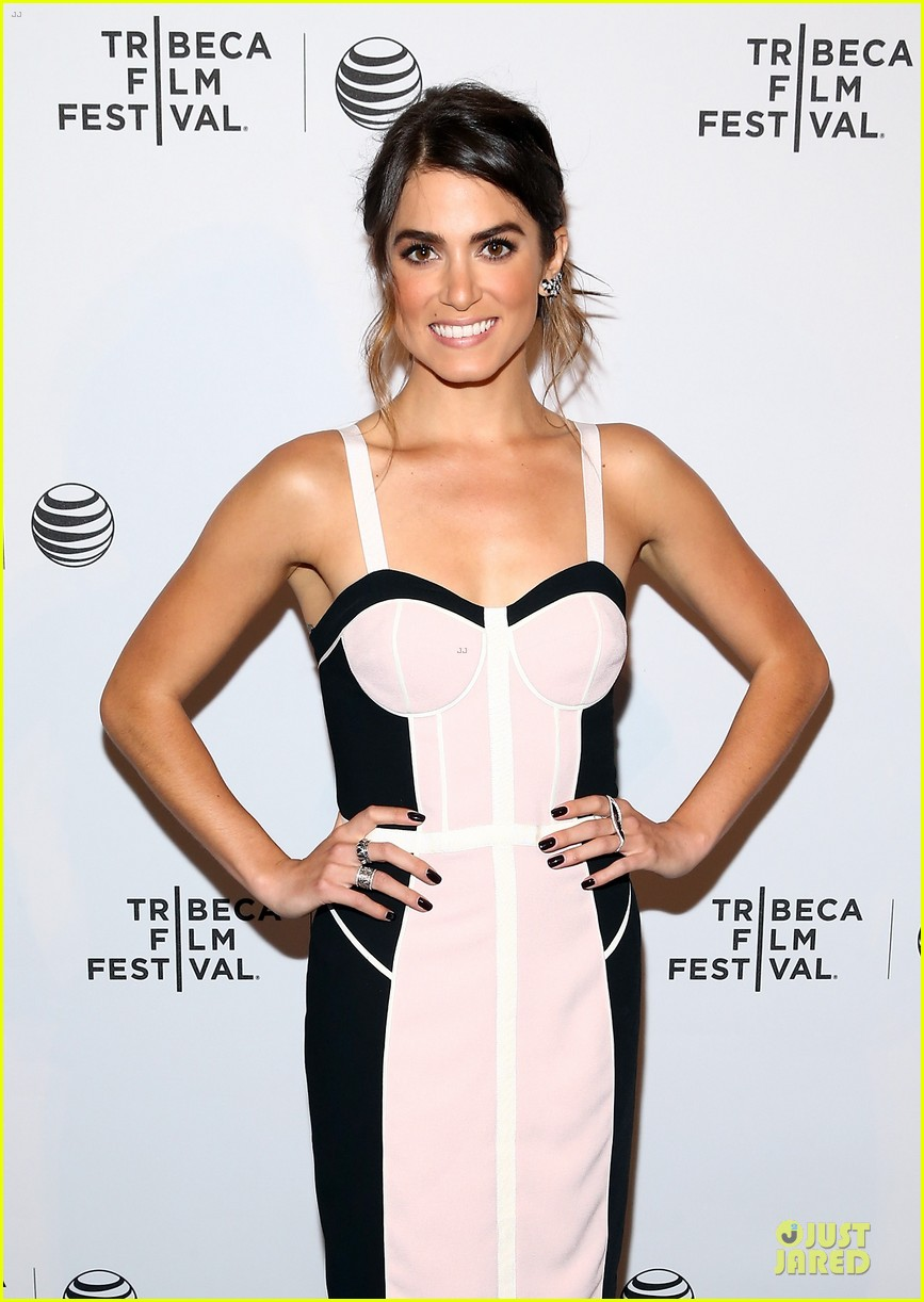 nikki reed bite at intramural tribeca premiere 083096575
