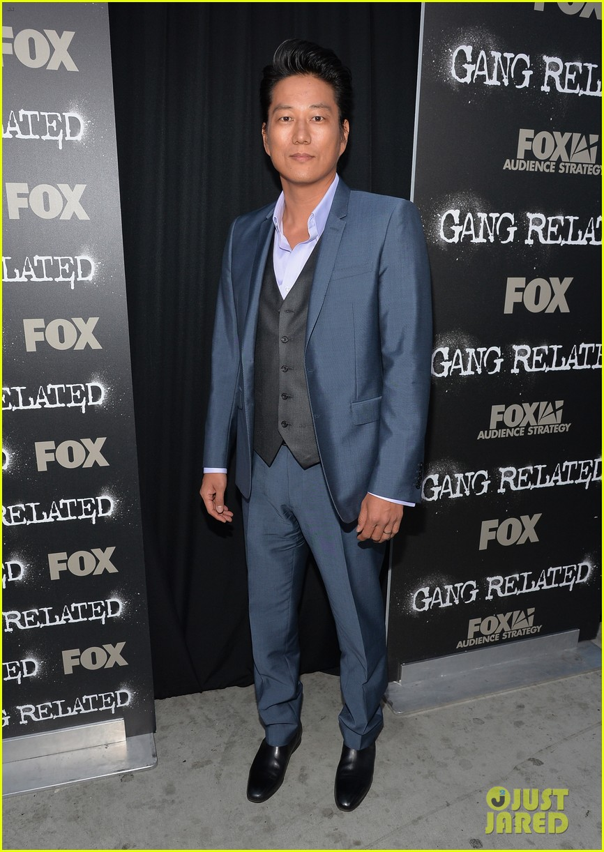 gang related red carpet premiere 143097313