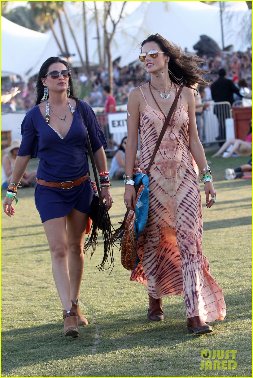 rosie huntington whiteley alessandra ambrosio coachella day three 163092101
