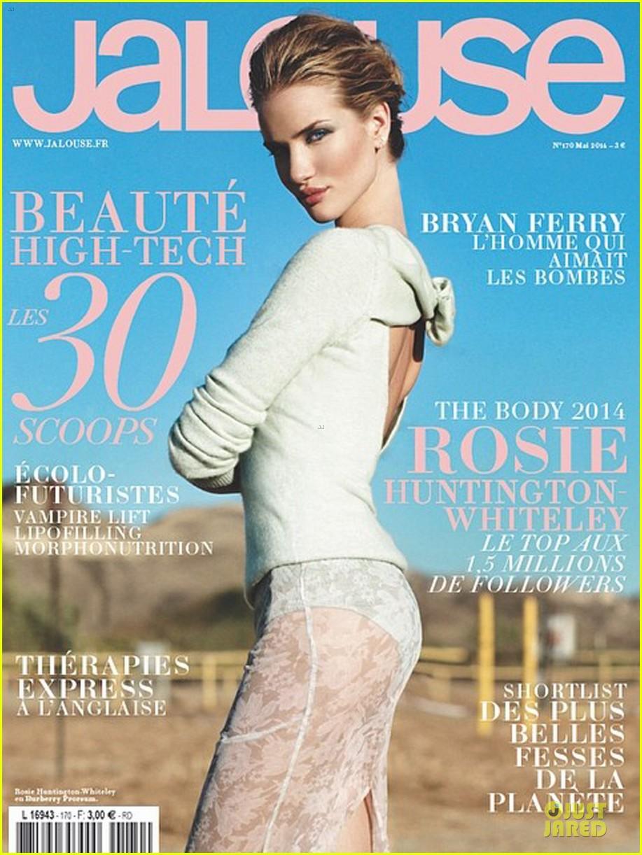 rosie huntington whiteley back on jalouse cover 043099529