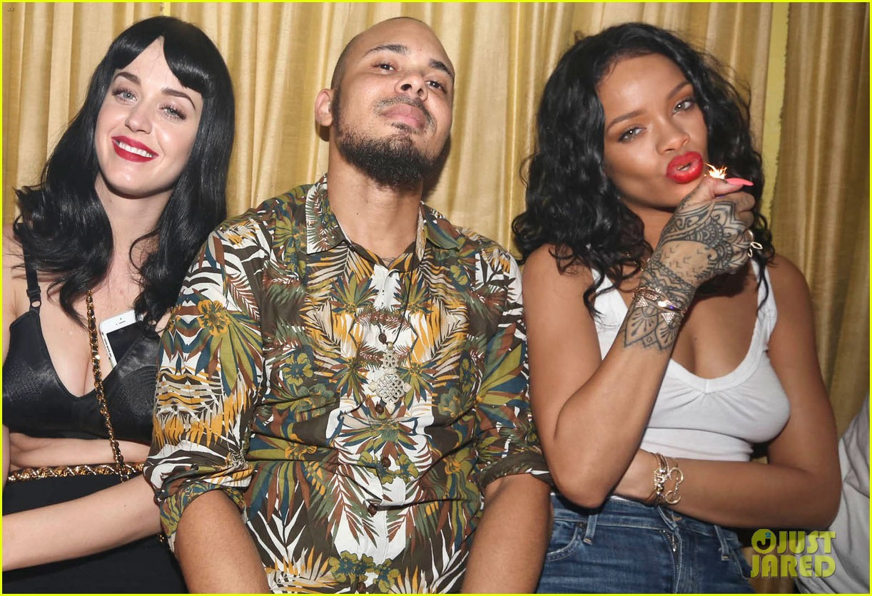 rihanna katy perry party together in new york city 023099834