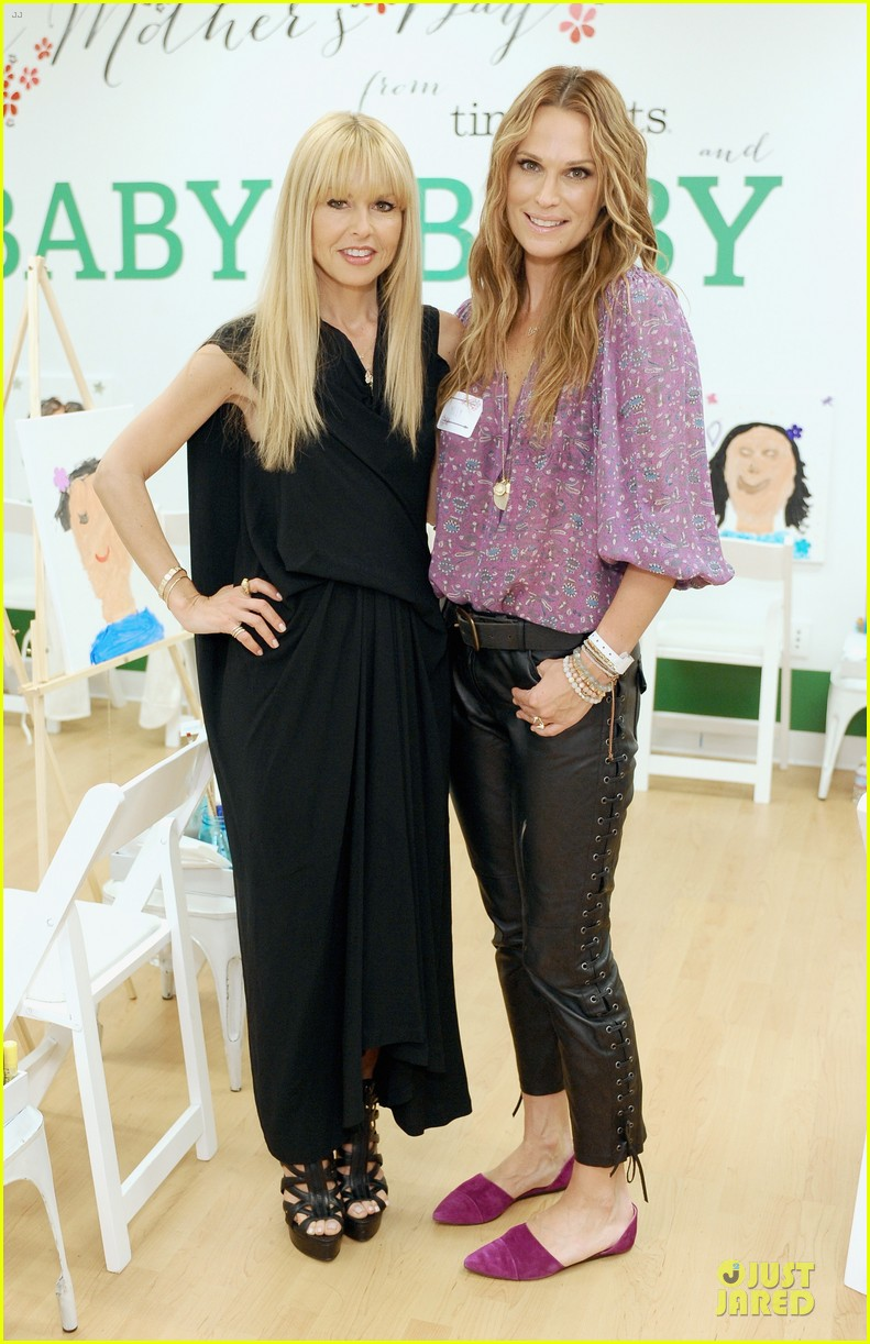 nicole richie baby mother day celebration 053099656