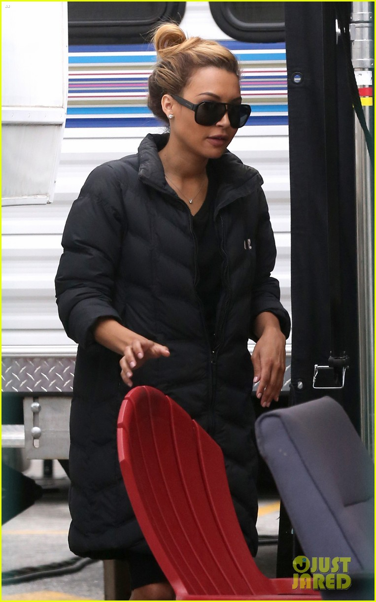 naya rivera removes engagement ring after big sean split 123088693
