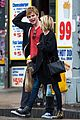 emma roberts evan peters look so in love in new york city 14