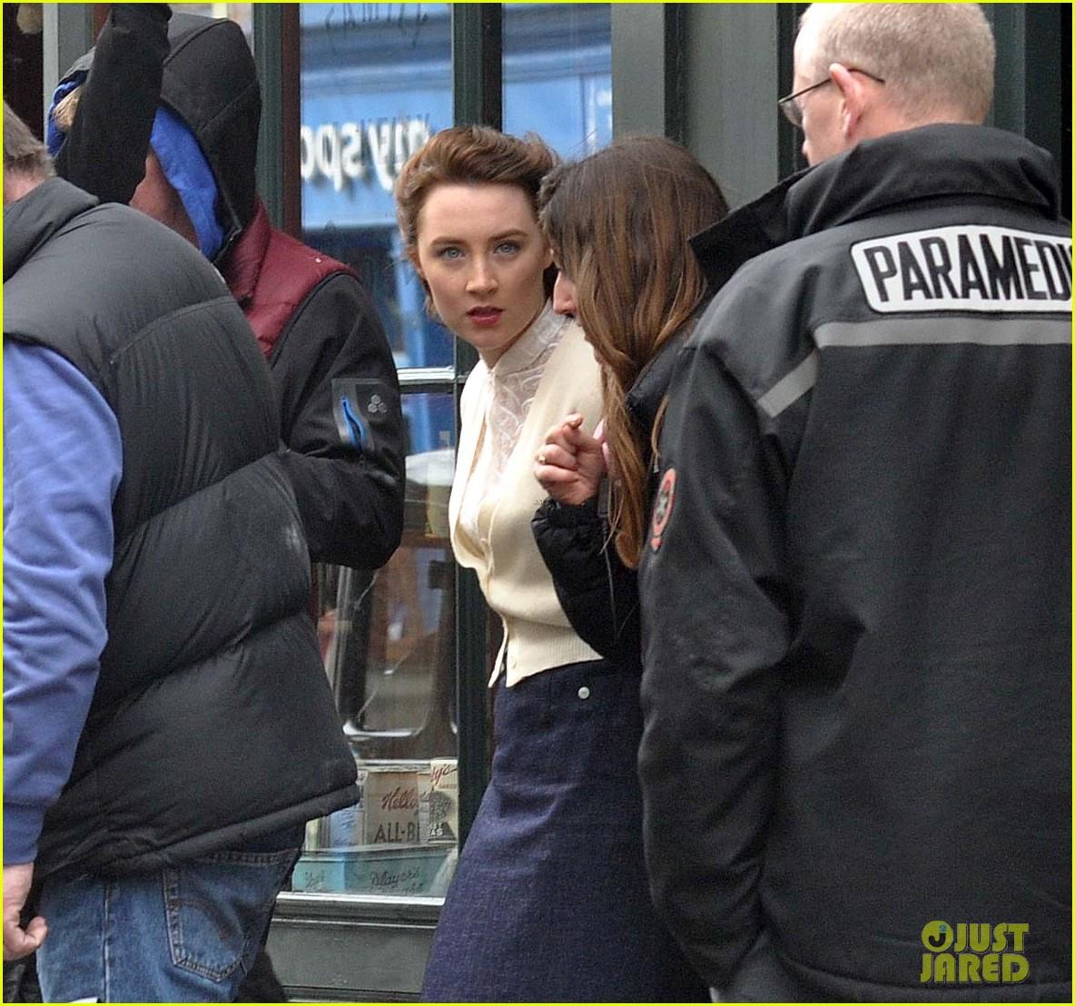 saoirse ronan begins filming brooklyn in ireland 053082766