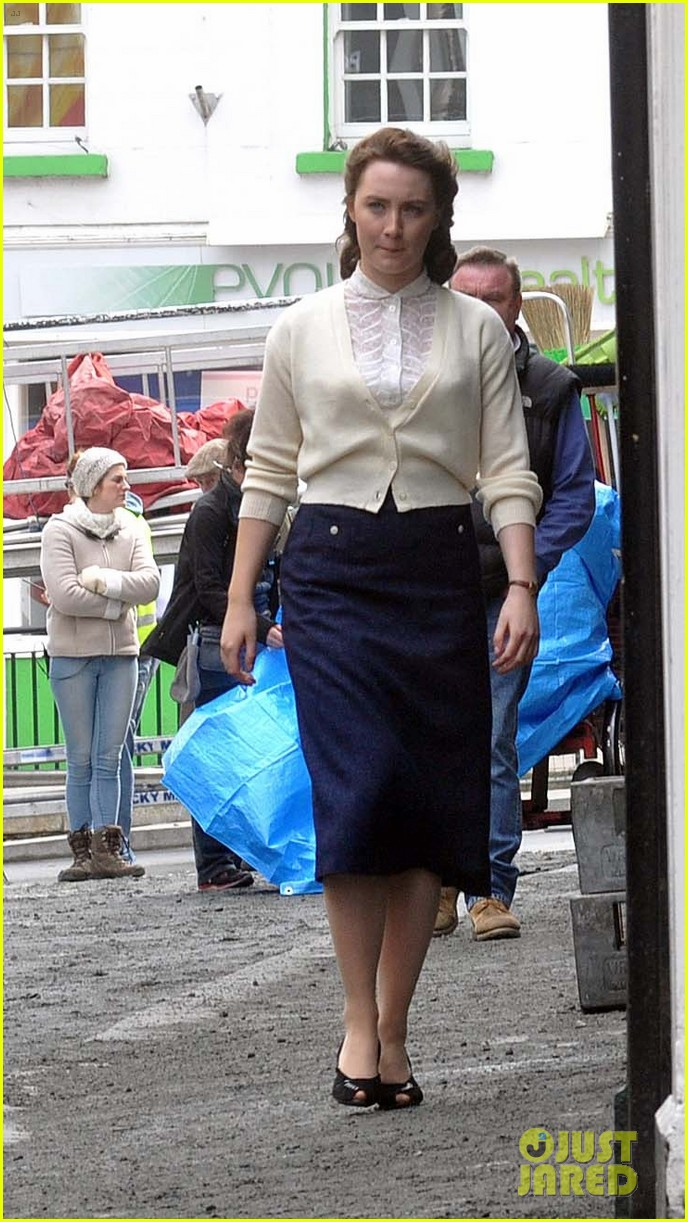 saoirse ronan begins filming brooklyn in ireland 113082772