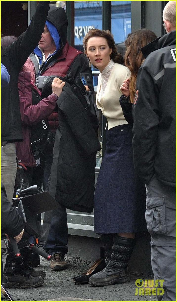 saoirse ronan begins filming brooklyn in ireland 143082775