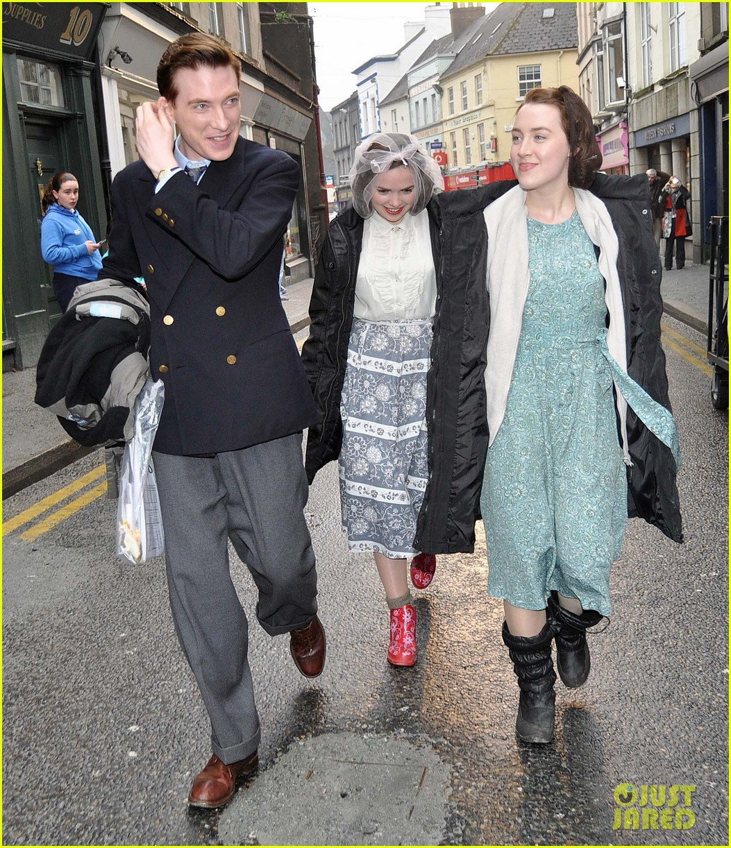 saoirse ronan picked up so many new talents over the years 053083804