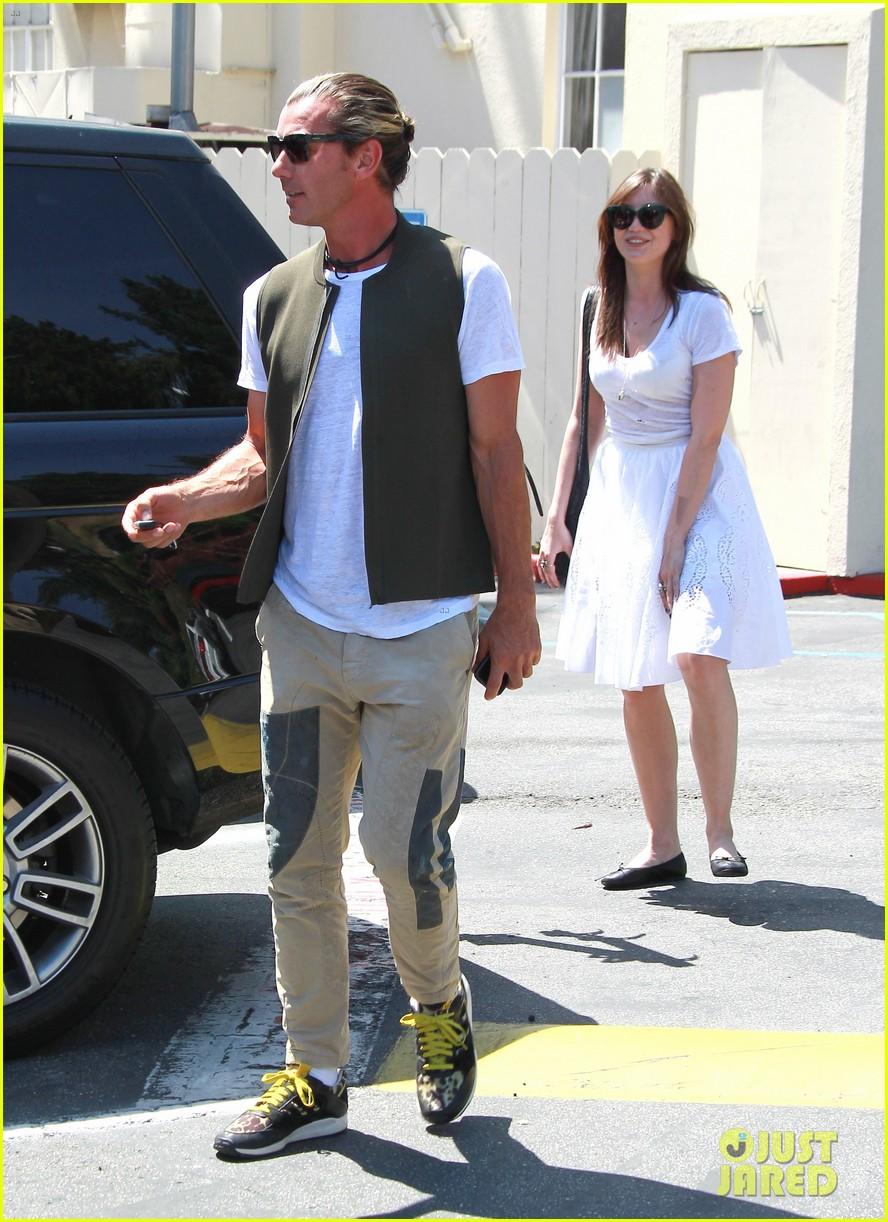 Daisy Lowe Gavin Rossdale Relationship