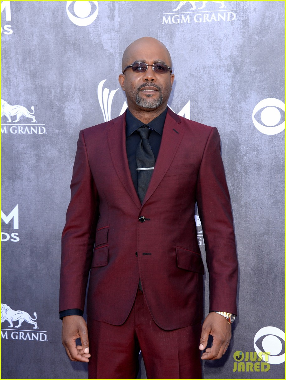 darius rucker pumped to be at acm awards 2014 013085828
