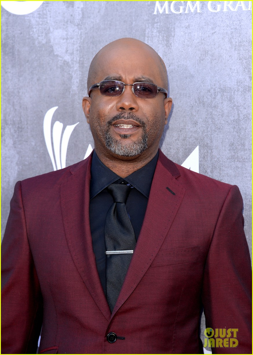 darius rucker pumped to be at acm awards 2014 023085829