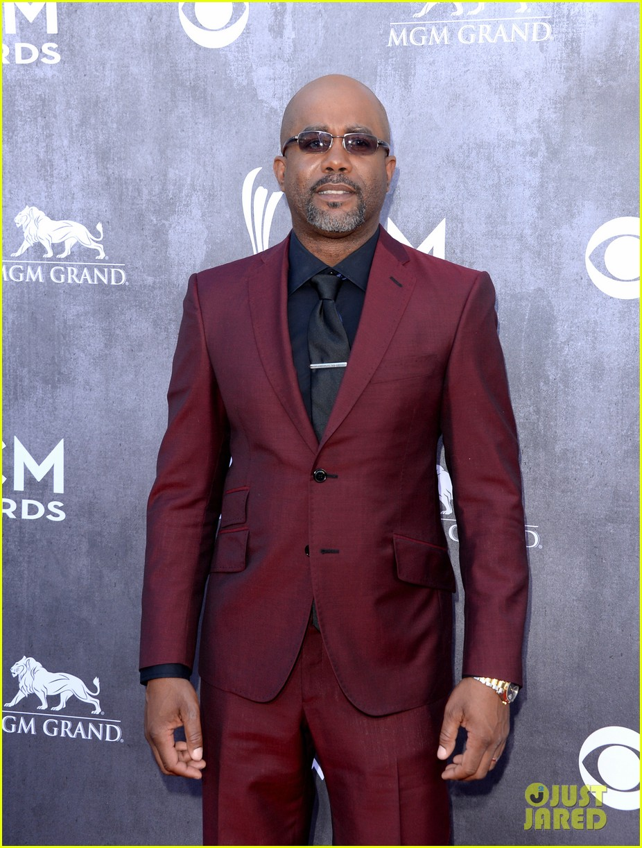 darius rucker pumped to be at acm awards 2014 033085830