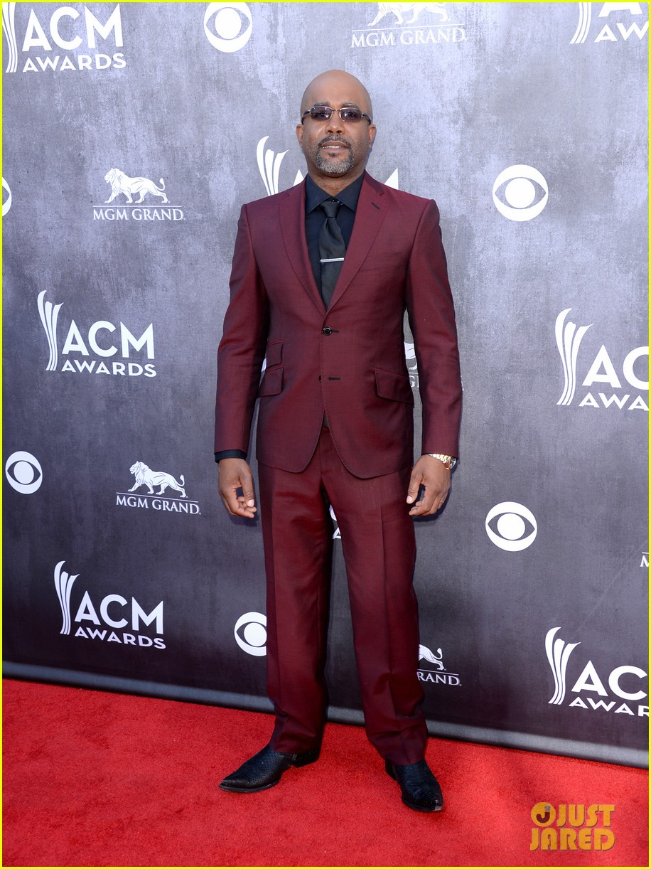 darius rucker pumped to be at acm awards 2014 053085832