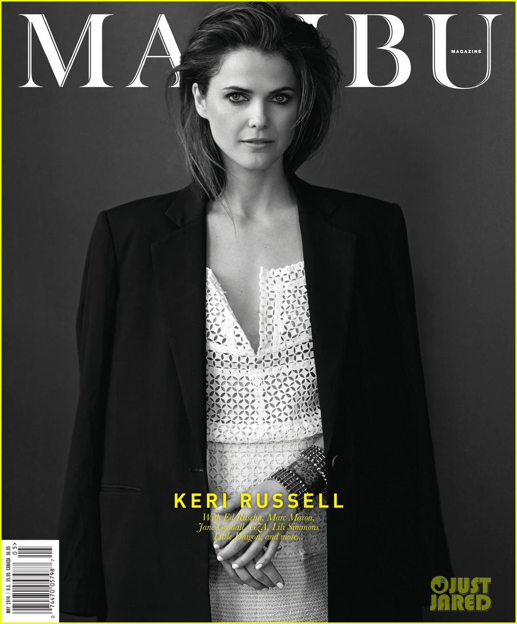 keri russell malibu magazine 013092835