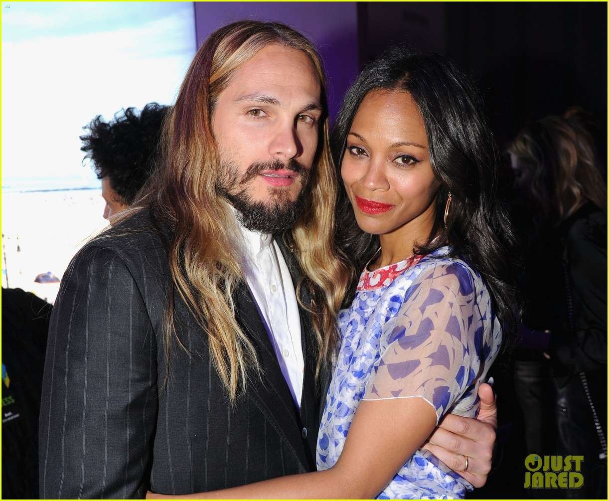 zoe saldana marco perego first appearance together 203101872