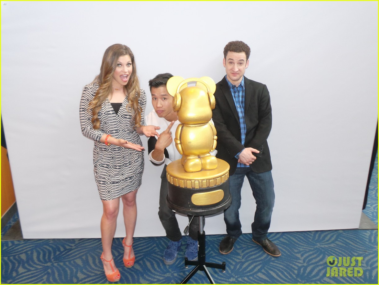 ben savage danielle fishel radio disney music awards 2014 01