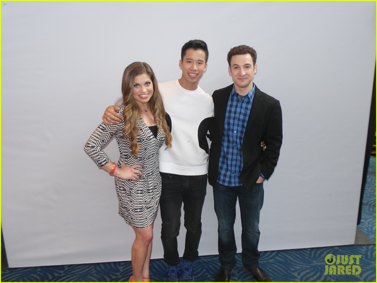 ben savage danielle fishel radio disney music awards 2014 073099874