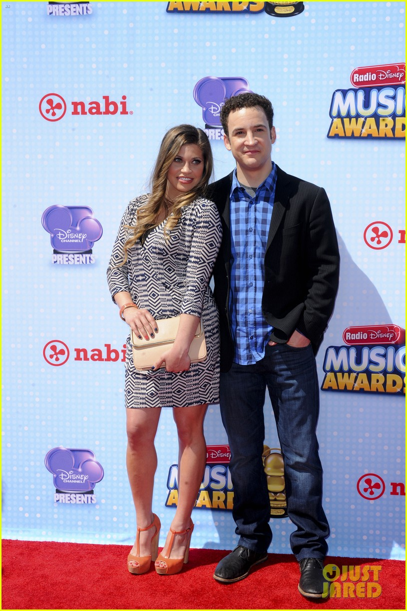 ben savage danielle fishel radio disney music awards 2014 093099876
