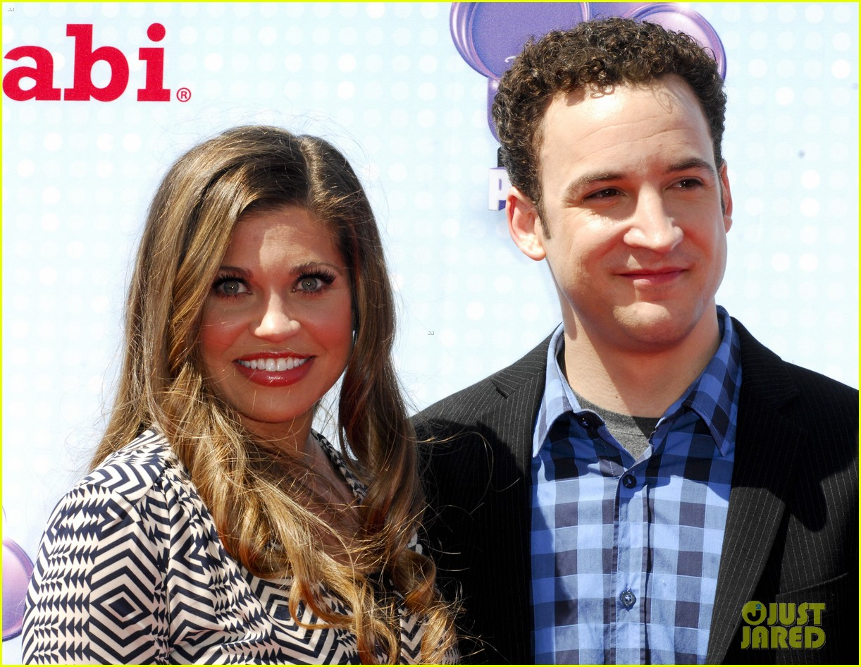 ben savage danielle fishel radio disney music awards 2014 103099877