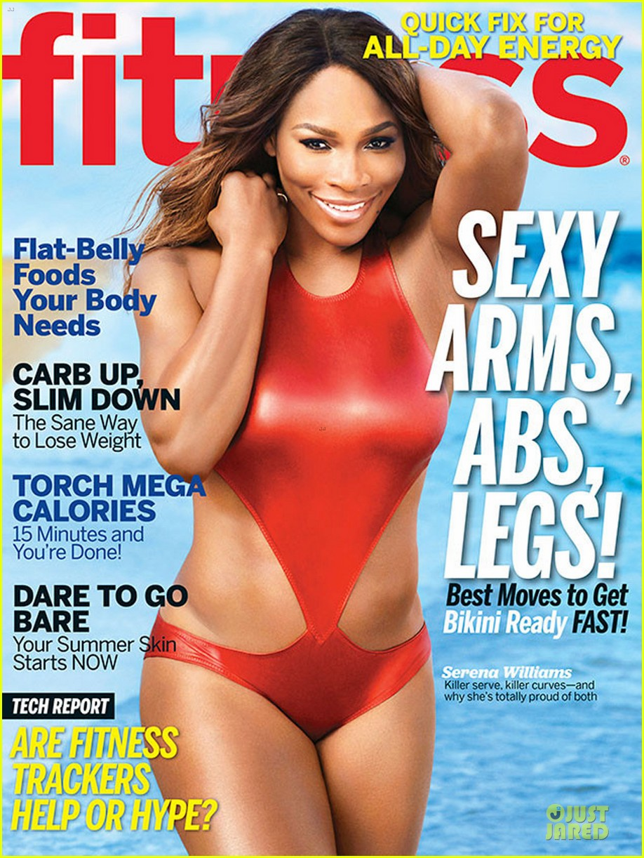 serena williams embracing boobs in fitness 053093546