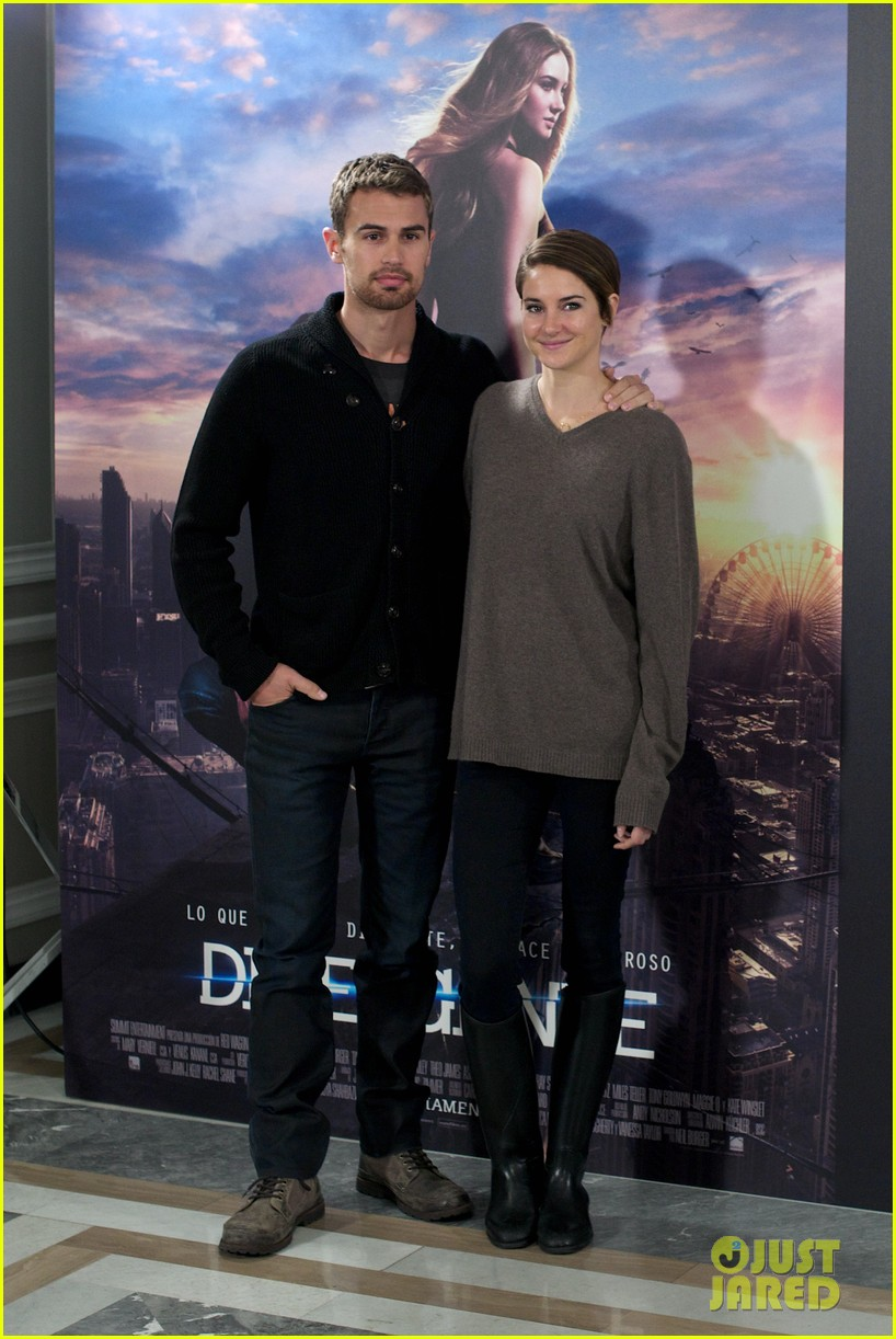 shailene woodley theo james explain that divergent is nothing like hunger games 073083909
