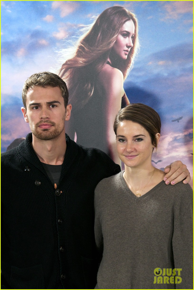 shailene woodley theo james explain that divergent is nothing like hunger games 083083910