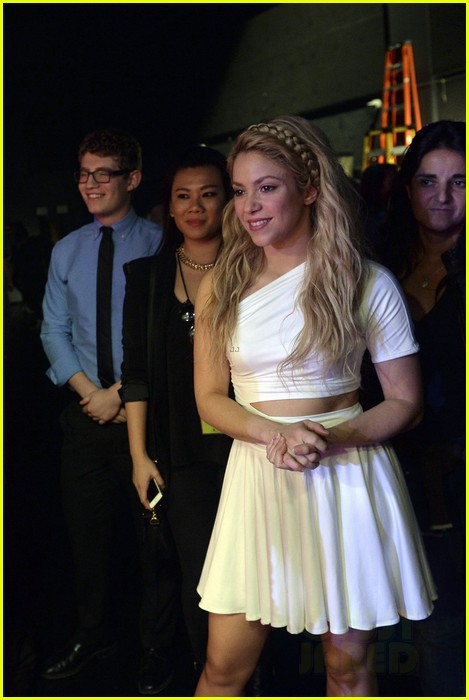 shakira radio disney music awards 2014 09