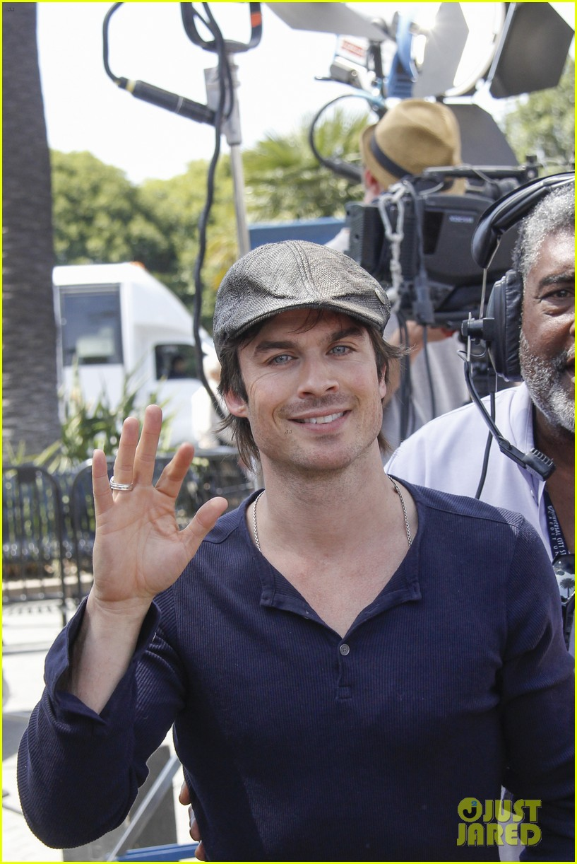 ian somerhalder talks making climate change issue sexy 013097691