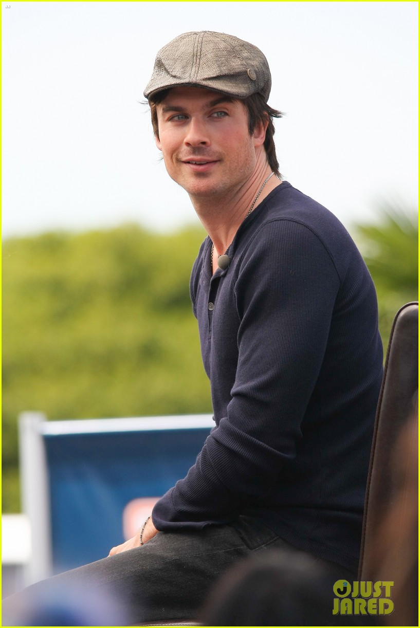 ian somerhalder talks making climate change issue sexy 023097692