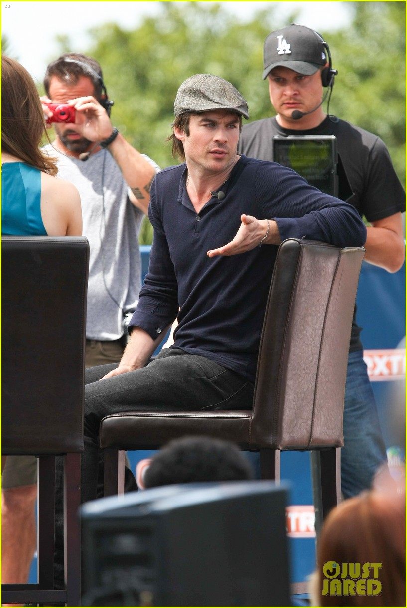 ian somerhalder talks making climate change issue sexy 123097702