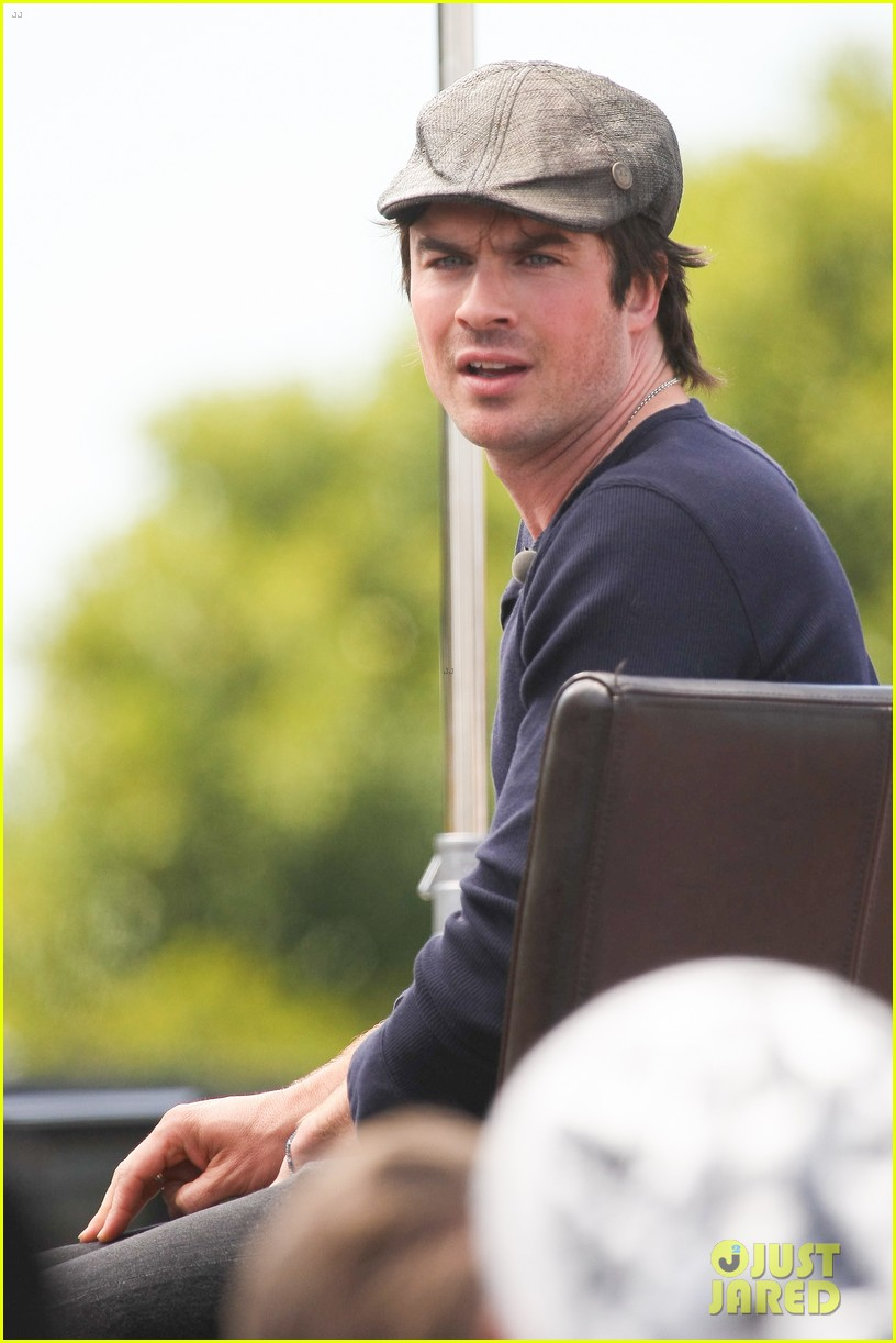 ian somerhalder talks making climate change issue sexy 193097709