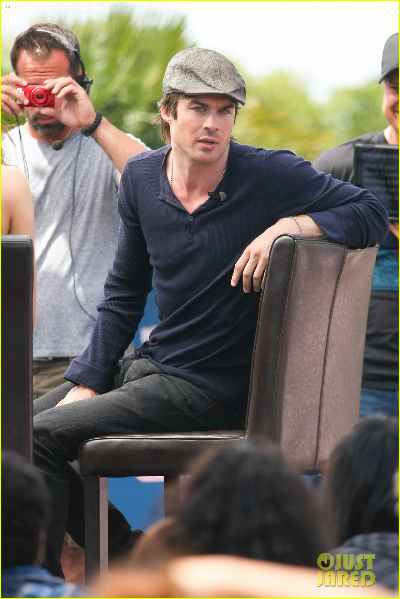 ian somerhalder talks making climate change issue sexy 213097711