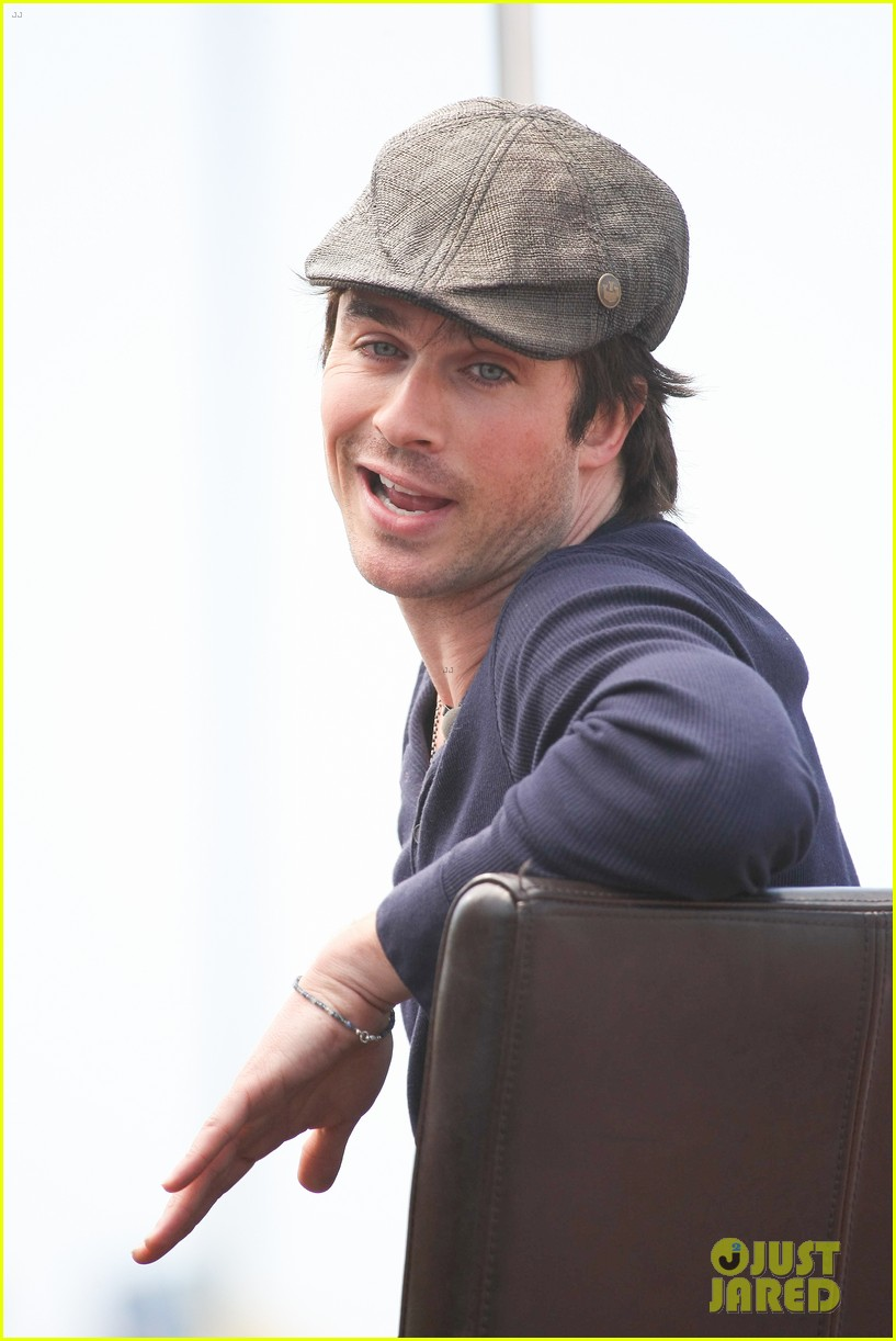 ian somerhalder talks making climate change issue sexy 273097717