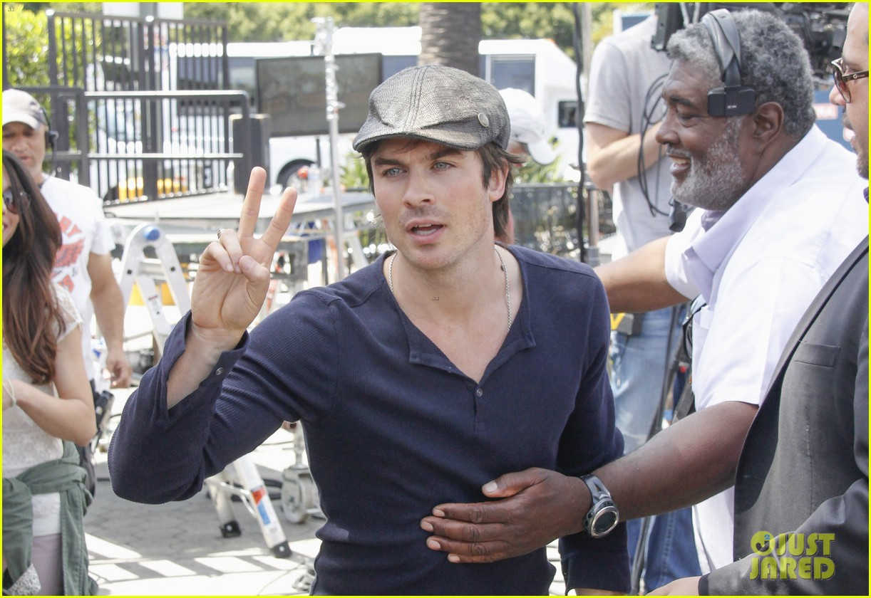 ian somerhalder talks making climate change issue sexy 353097725