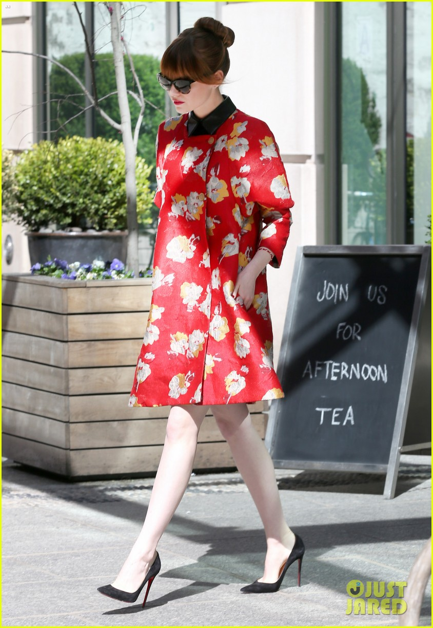 emma stone shares her five year plan 243101317
