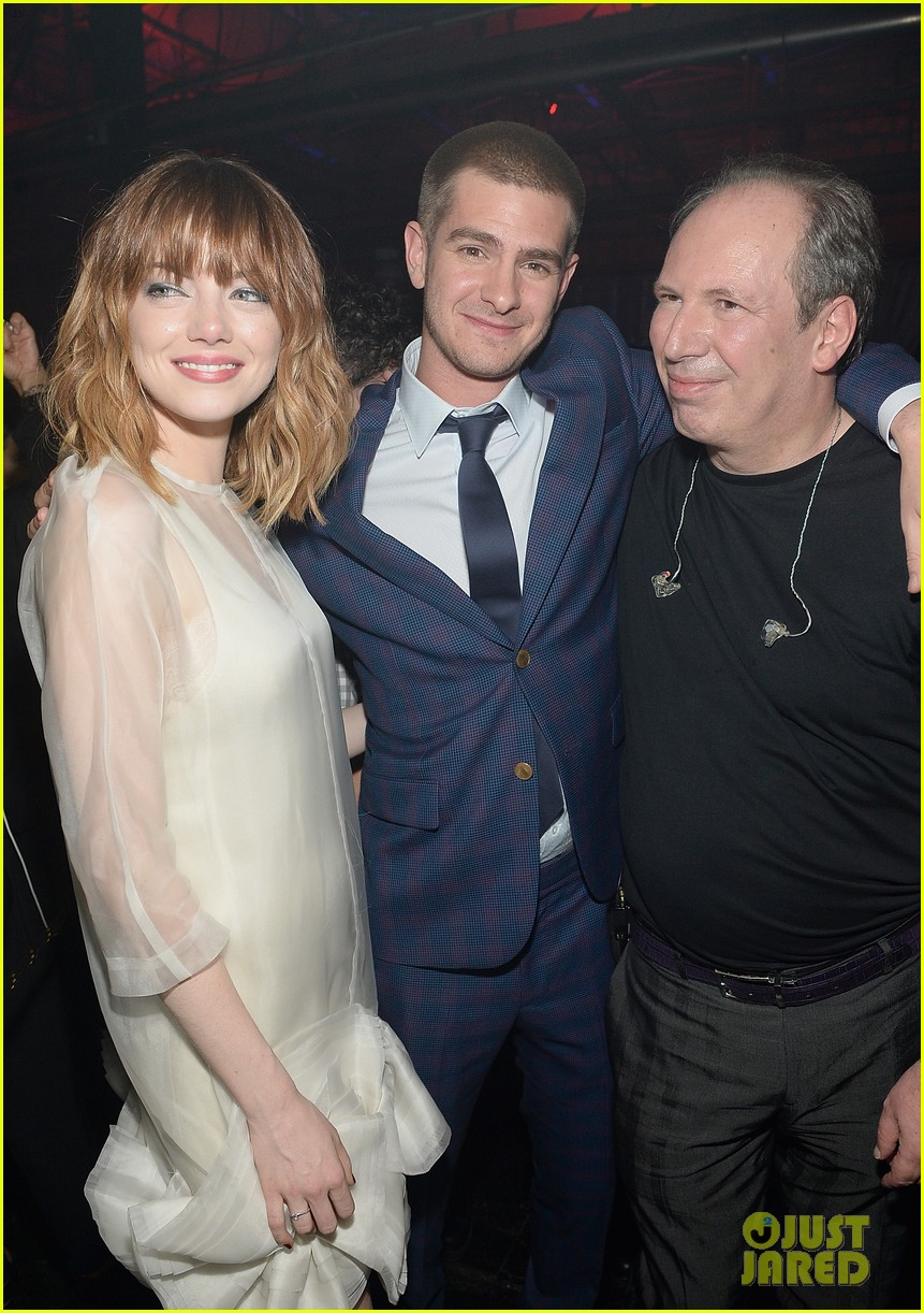 emma stone slips into another dress for amazing spider man 2 after party 013098994