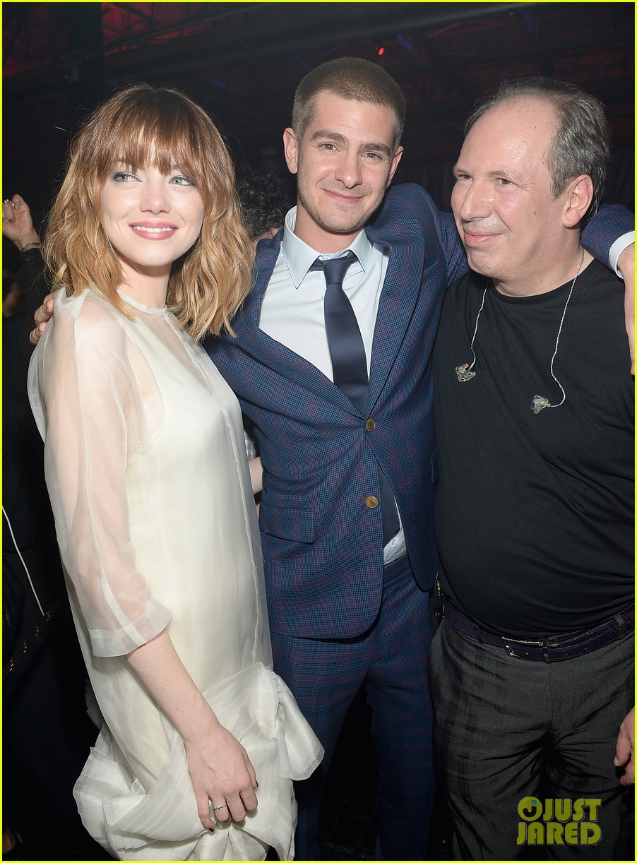 emma stone slips into another dress for amazing spider man 2 after party 243099017