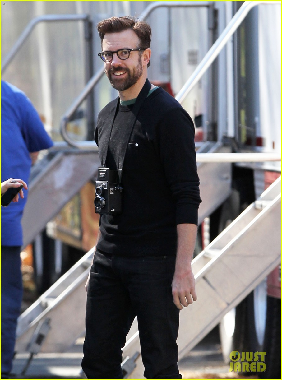 jason sudeikis back at work after baby otis birth 063098343