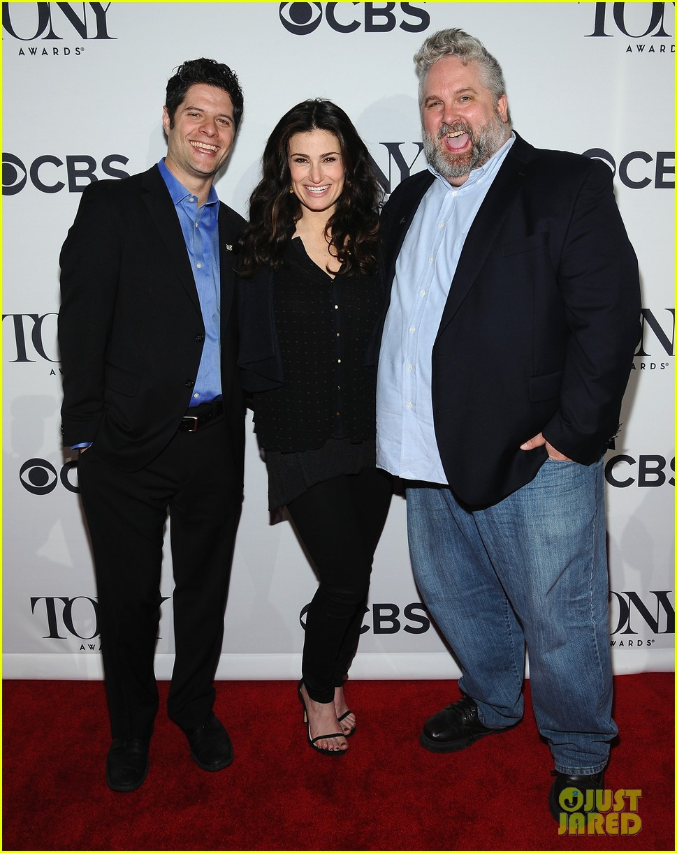 tony nominees celebrate meet the press at big reception 353102519
