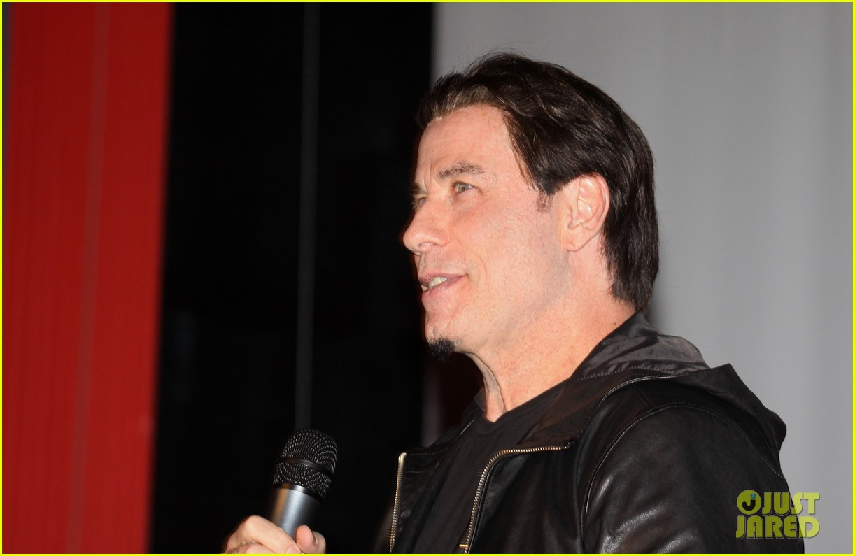 john travolta makes first official appearance since adele dazeem oscars flub 013084529