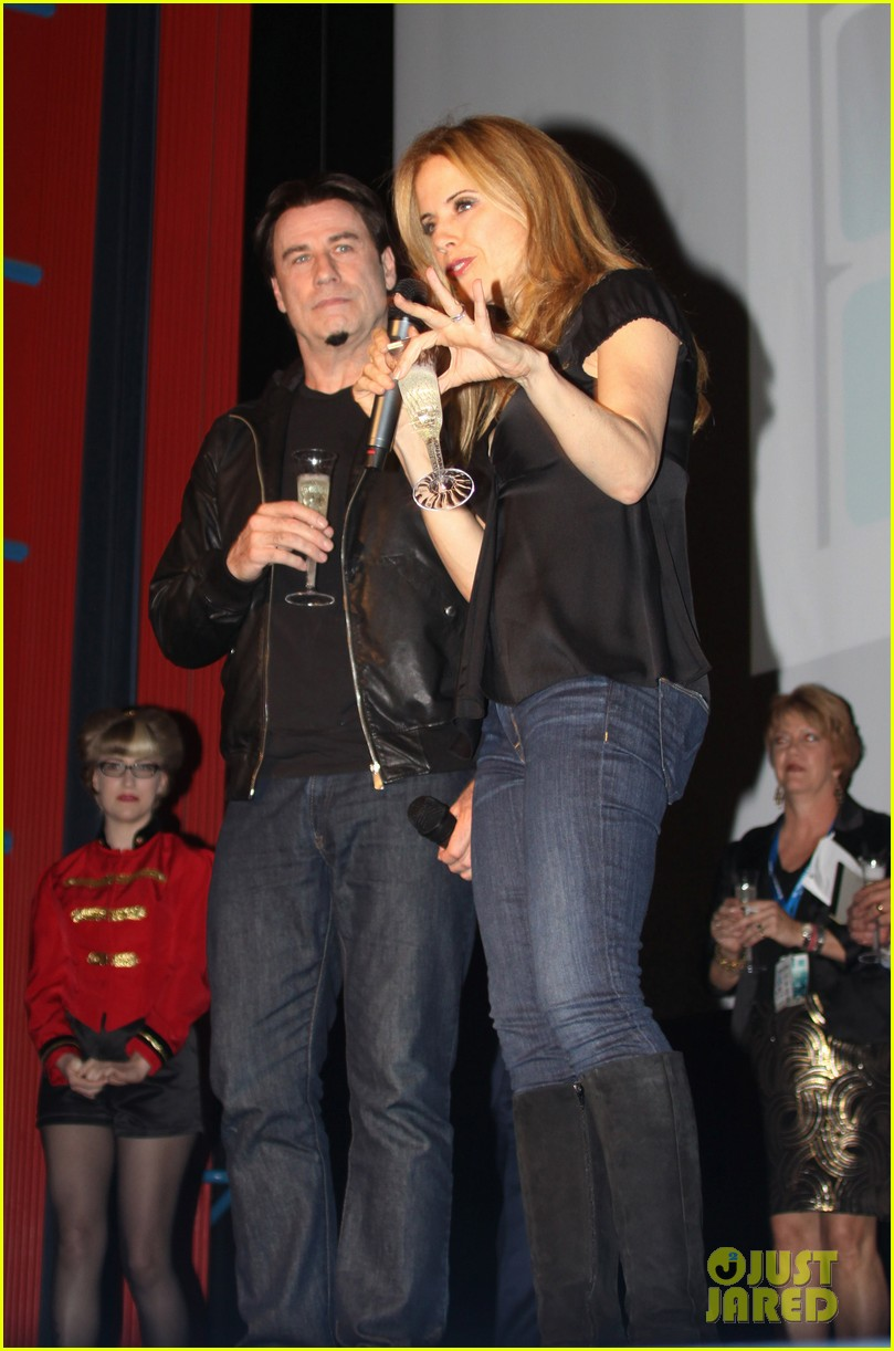 john travolta makes first official appearance since adele dazeem oscars flub 023084530